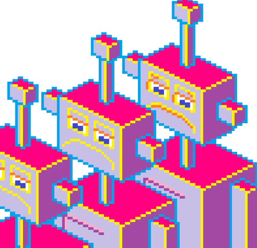 Sad Robots