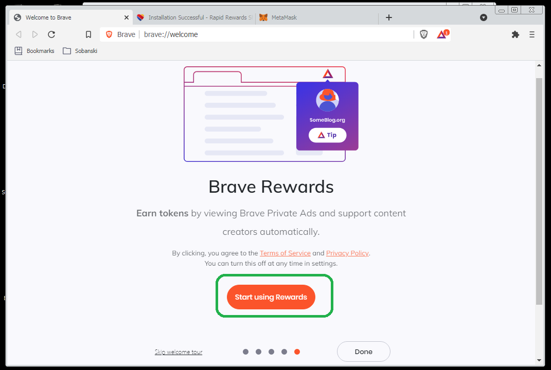Click Start Rewards