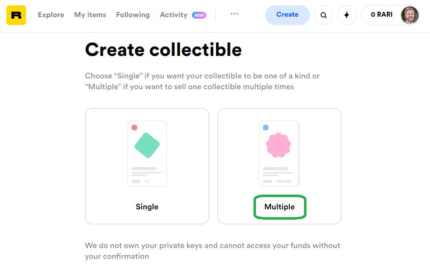 Select Multiple