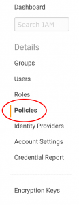 Select Policy