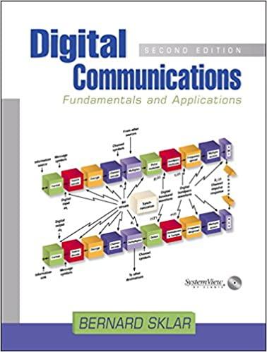 Sklar Digital Communications 3rd Edition